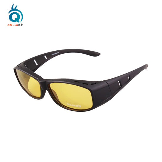 fb647b0475 China Fit Over Prescription Glasses UV400 - China Fitover Sunglasses ...