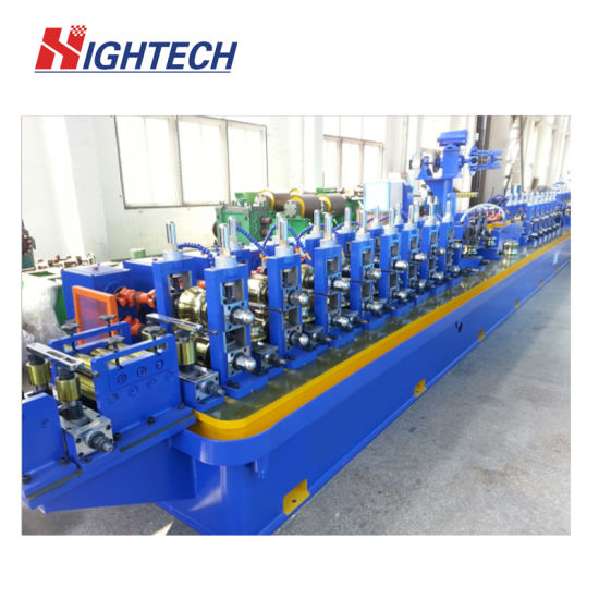 Good High Frequency Automatic Straight Seam Water Pipe Welding Machine