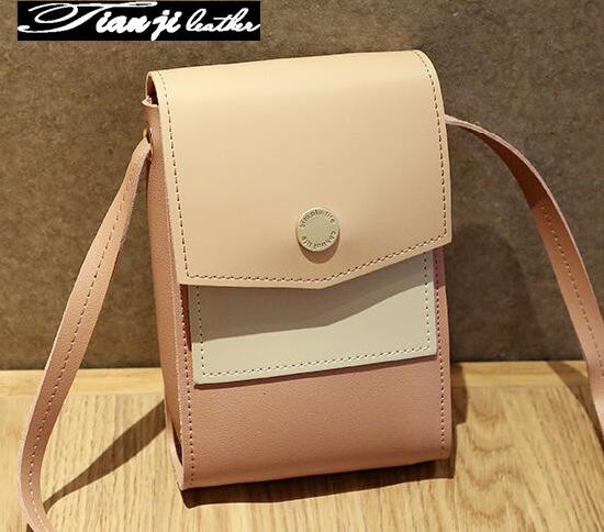 Wholesale&OEM New Trend Mini PU Fashion Lady Phone Bag/Wallet/Purse
