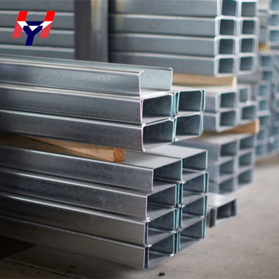High Quality C Lipped Channel C Purlin Steel Structure