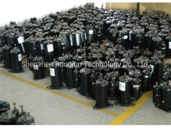 High Quality Air Conditioning Compressor Assembly Line pictures & photos