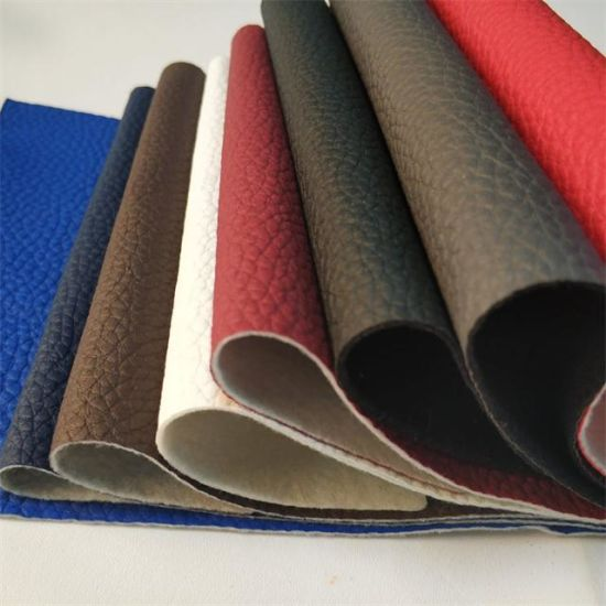 FAUX LEATHER VINYL UPHOLSTERY FABRIC LEATHERETTE HIGH QUALITY MATERIAL PVC CAR