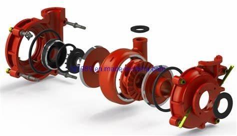 Leadig Manufacturer for Slurry-Pump-Bearing-Assembly Casting