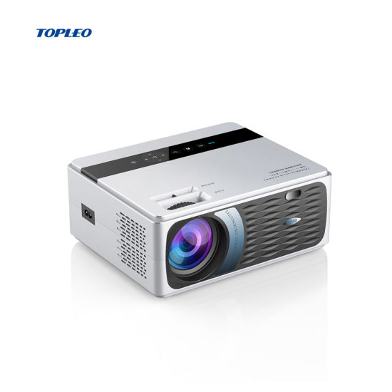 Home Theater Portable Projector Mini 200 ANSI Lumens WiFi LED 1080P Android Projector