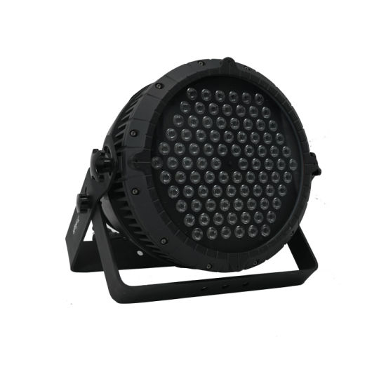 Professional 90PCS 3W RGBW LED Waterproof PAR Light for Outdoor Lighting