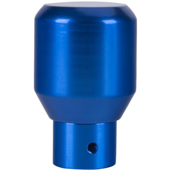 Universal Manual Car Blue Automatic Gear Shift Knob