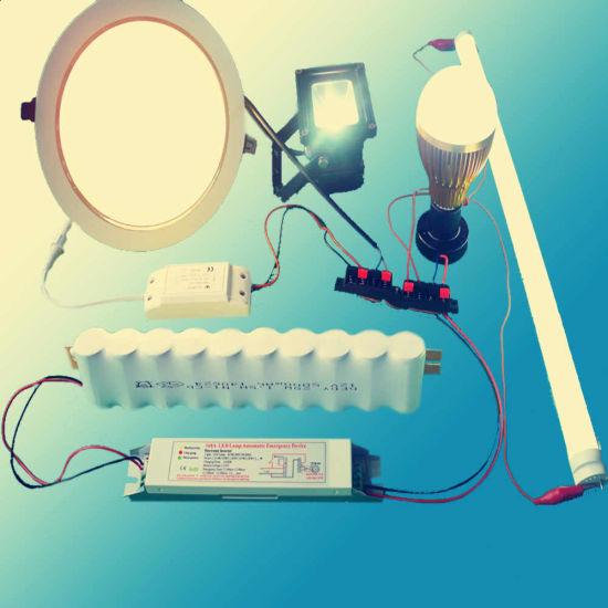 2*18W Tube Emergency Module Support Dual Tube Emergency Lighting 3hours LED T5/T8/T10 Tube Emergency Kit