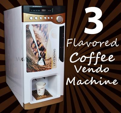 Vending Machine Hot Coffee F303V