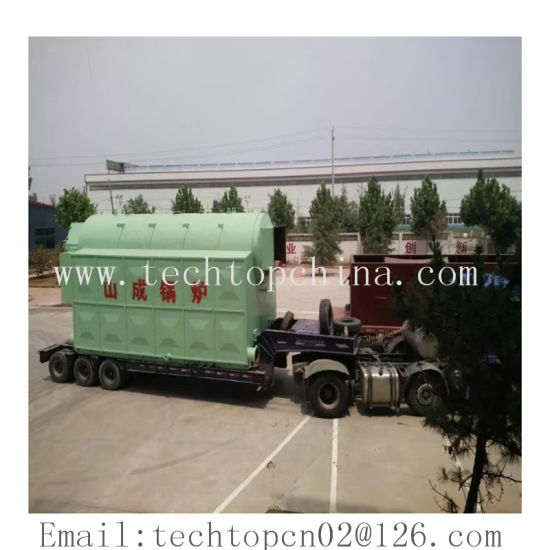 China Best Design Large Heating Area Industry Coal Steam Boiler ...