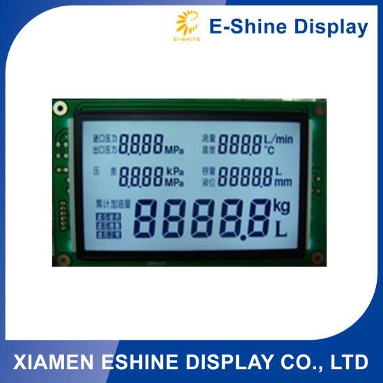1602 Graphic/ Character/ Alphanumeric/numeric LCD Module custom transflective LCD segment module for Sale