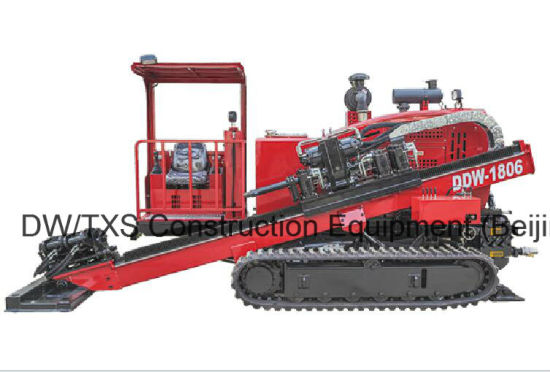 Horizontal Directional Drilling Rig (DDW-1806) for Pipelaying