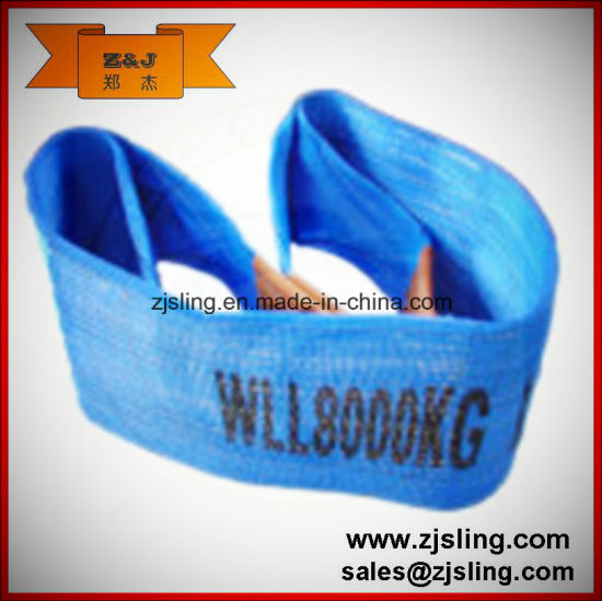 8t Polyester Webbing Sling 8t X1m (customized)