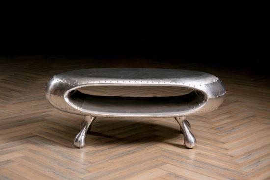 china firerglass inner frame alum sheet cover modern tea table
