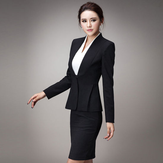 China Wholesale Ladies Formal Business Pant Suits Designs China