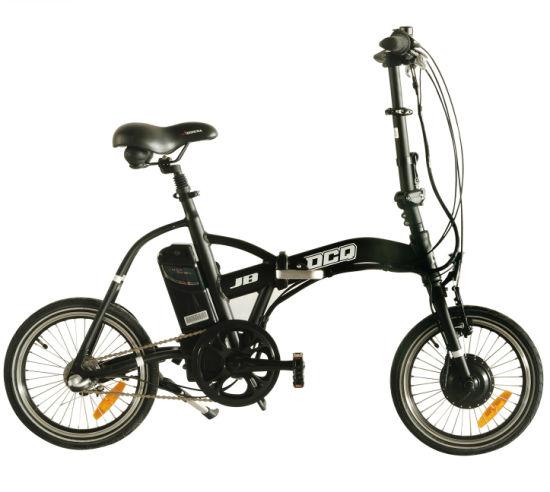 9e1d8d6e02a 16 Inch Real Mini Folding Electric Bike (JB-TDR02Z) pictures & photos