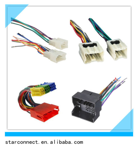 china oem plastic automotive electrical wiring harness china rh starconnect en made in china com