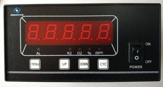 Brotie Oxygen Instrument Percentage Oxygen Tester