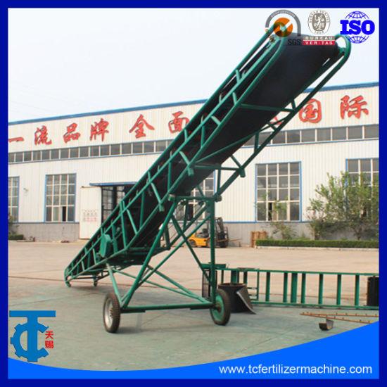 Moving Conveyor Belt, Mobile Inclined Belt Conveyor, Mobile Grain Conveyor