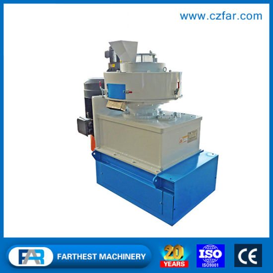 Ce Wood Pellet Granulator for Making Biofuel Energy pictures & photos