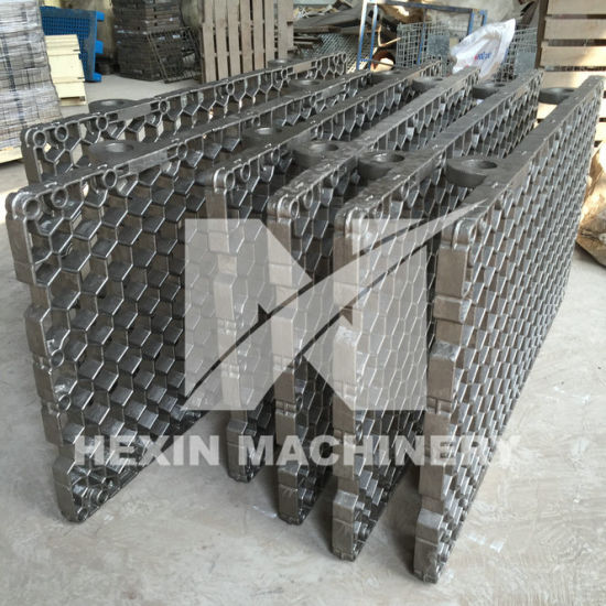 Investment Cast Furnace Base Tray and Basket by Heat Resistant Alloy Steel 1.4849 Hx61003