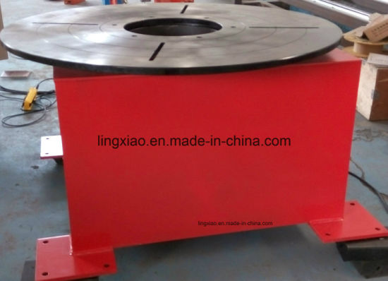 Ce Certified Welding Rotatory Table Hbt-1 for Circular Welding pictures & photos
