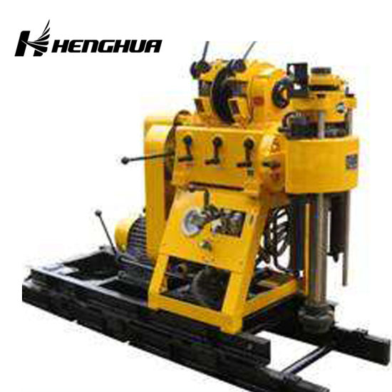 Portable Small Mine Water Well Drilling Rig Machine Drilling Equipment with Accessories