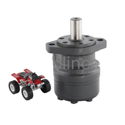 Blince High Pressure Shaft Sealhydraulic Motor Ok Series pictures & photos