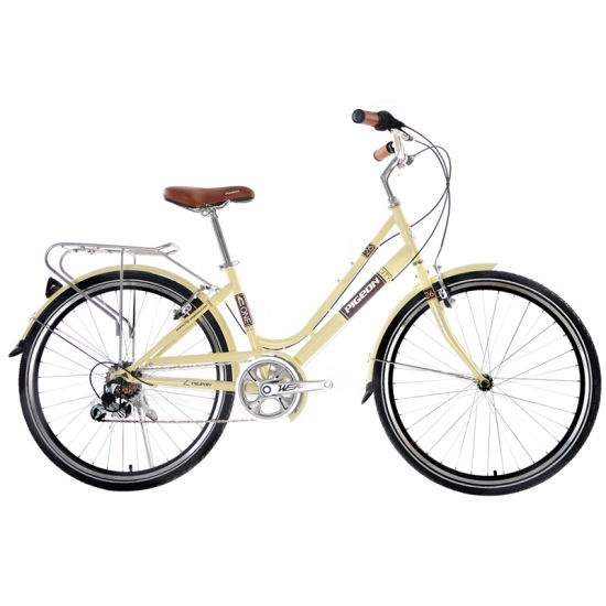 2016 Popular Europe Lady City Bike Retro Bicycle (FP-CB-U01)