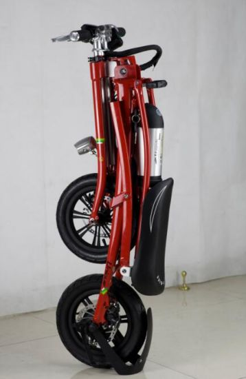 Electric Bike Manufacturer Wholesale DC36V 250W Mini E-Bike Portable Folding Electric Bicycle / Folding Electric Bike pictures & photos