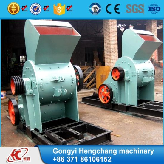Double Stage Crusher for Highly Wet Coal Gangue pictures & photos