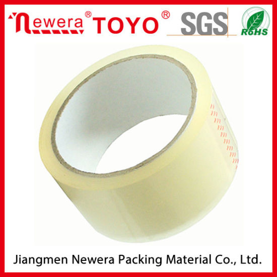 OPP Low Noisy packaging Tape for Carton pictures & photos