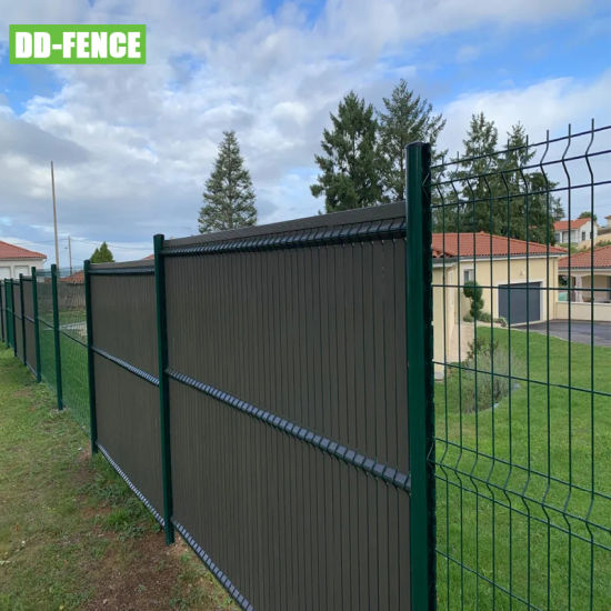 Welded Wire Privacy Fence Manufacturer Privacy Fencing for Vila Yard