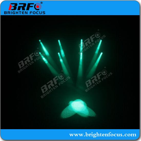 Moving Head 60W Beam Fresnel Lens LED Stage Light
