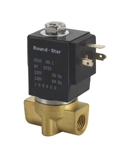 Air Water Diaphragm Solenoid Valve pictures & photos
