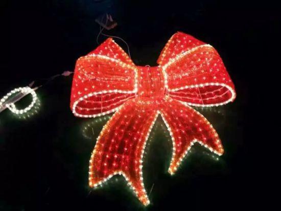 Bow Motif Light