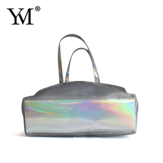 Promotion Hot Selling Best Price Mesh Beach Bag pictures & photos