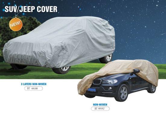 3 Layers Non Woven Car Cover