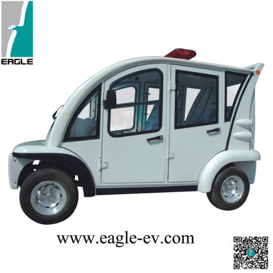 Ce Approved Electric Golf Cart, Aluminum Hard Door, Eg6043kf