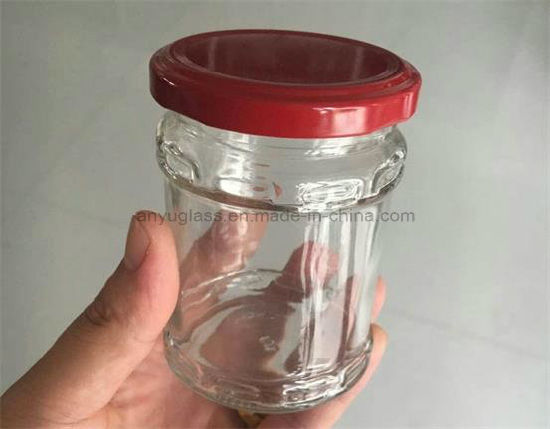 200ml Mini Free-Lead Glass Jar for Jam, Pickle, Food, Honey pictures & photos