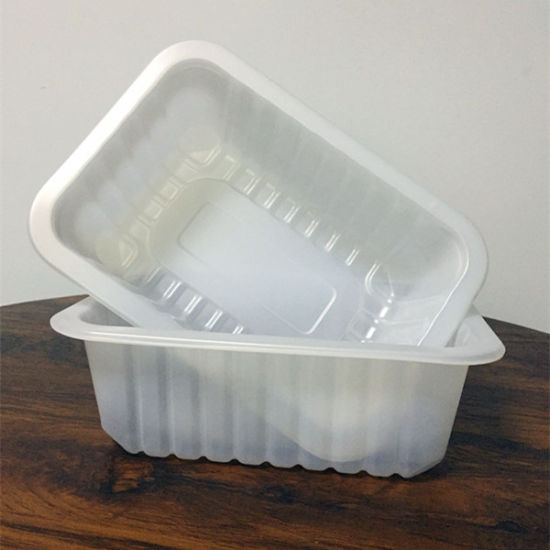 PP/Pet Material Takeaway Food Disposable Box pictures & photos