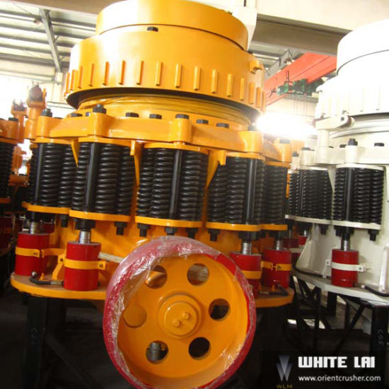 Wlc Efficiency Hydraulic Combine Cone Crusher (WLCM1160) pictures & photos
