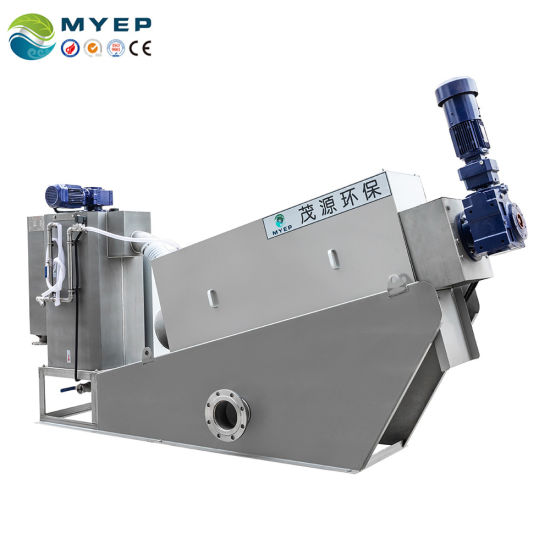 Candy Plant Wastewater Treatment Sludge Dewatering Machine pictures & photos