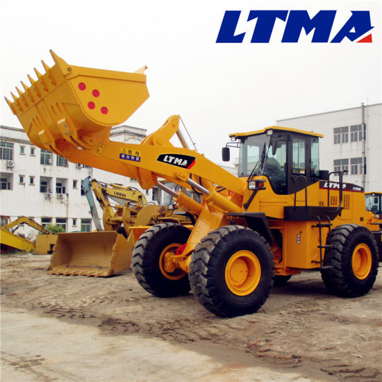 Ltma Loader 5 Ton Front End Loader Hot Sale pictures & photos