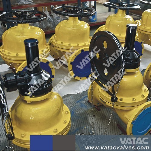 Ss304/Ss316 Wire Diaphragm Valve pictures & photos