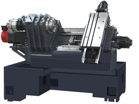 High Precision CNC Lathe Machine for Metal Processing Hydraulic Cylinder for Example pictures & photos