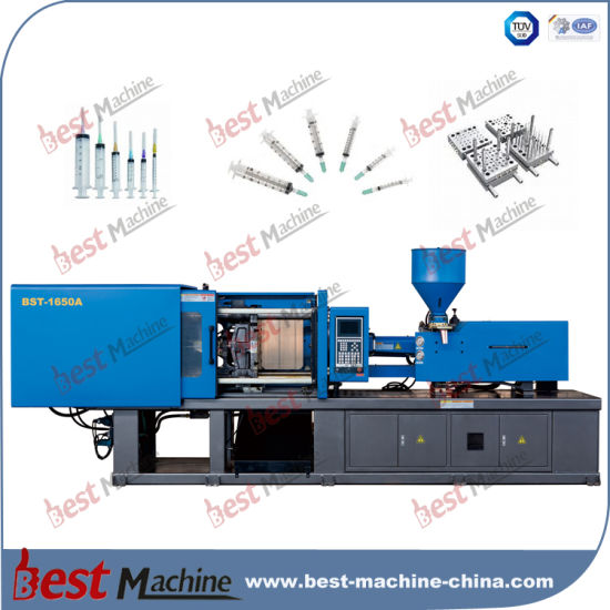 Customized High Quality Injection Molding Machine for Plastic Disposable Medical Equipment pictures & photos