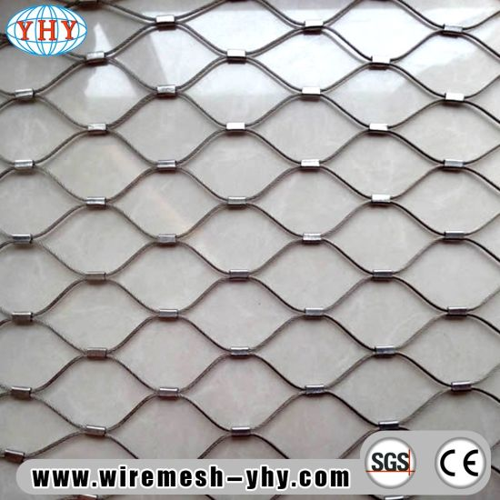 China Flexible Longer Use Life Robe Mesh Netting - China Wire Mesh ...