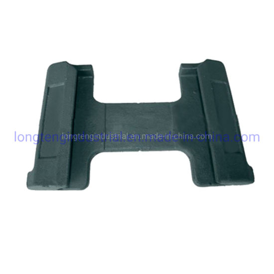 China Container Trailer Single Or Double Dovetail Twistlock Plate Socket China Dovetail Plate Dovetail Twistlock