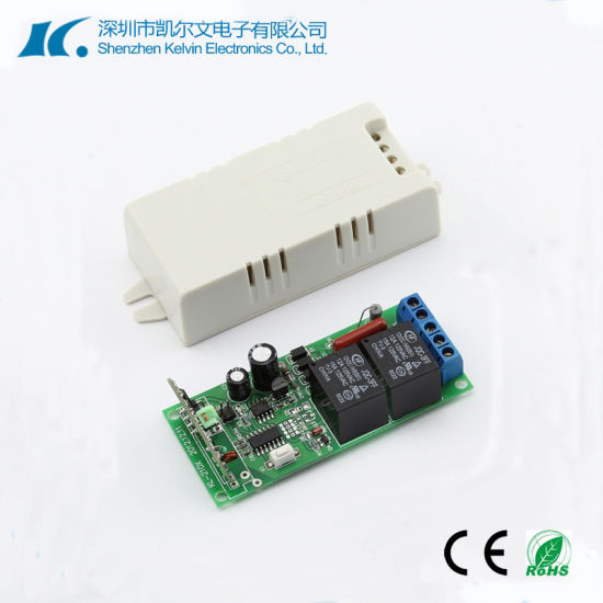 Smart Home Wireless RF LED Controller Remote Control Switch Kl-K210X pictures & photos