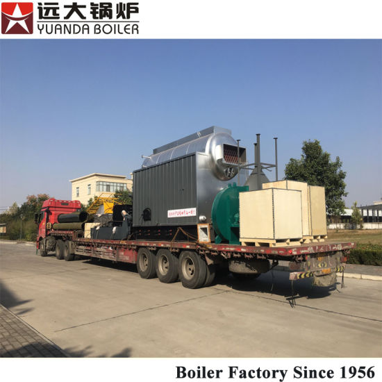 Boiler Manufacturer Sale 1 to 30 Ton Industrial Steam Boiler pictures & photos